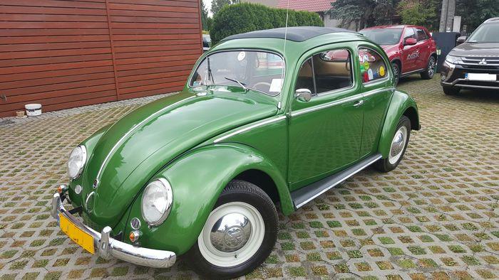 Volkswagen 1200 OVAL Semafor, 1956r., 1134ccm, WERSJA FIŃSKA