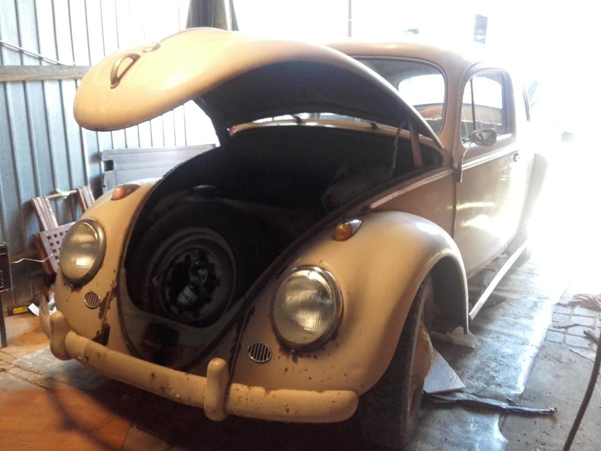 Volkswagen 1200, 1959r., 1200ccm, Semafor