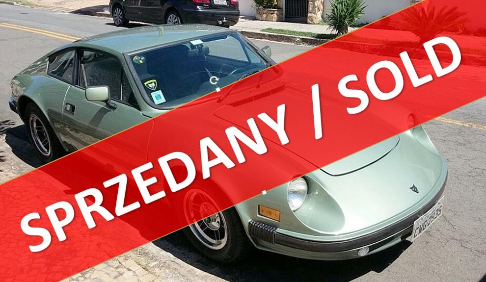 SPRZEDANY !!! PUMA GTE, 1978r., 1600ccm,