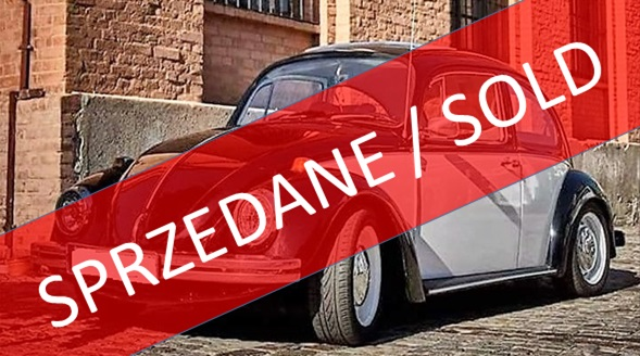 SPRZEDANY !!! Volkswagen 1300, 1968r., 1200ccm,