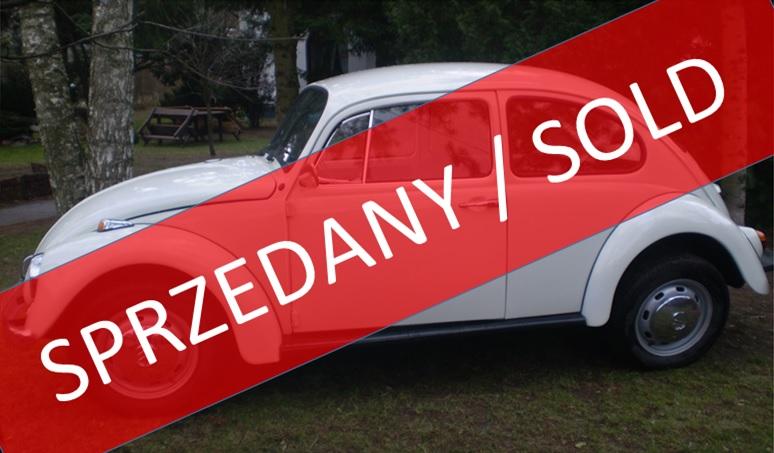 SPRZEDANY !!! Volkswagen 1300, 1971r., 1200ccm, Sparkafer