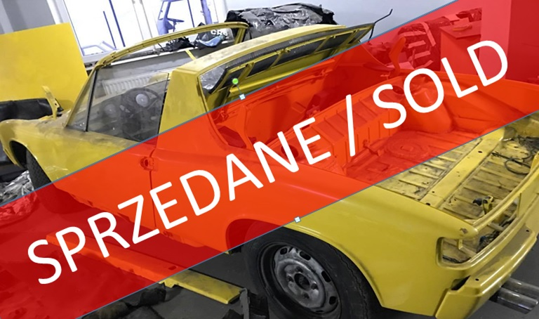 SPRZEDANY !!!  Porsche 914, 1972r., 2000ccm