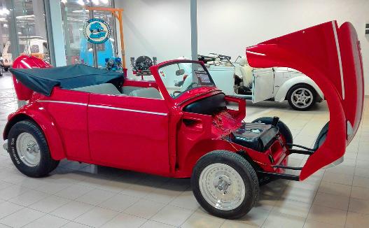 Volkswagen 1300, 1968r., 2189ccm, Kabriolet