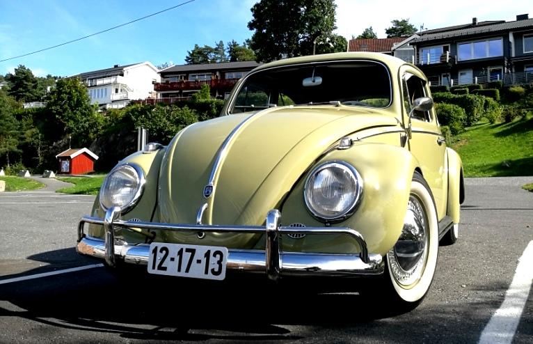 Volkswagen 1200, 1960r., Mango Green, 1600ccm,