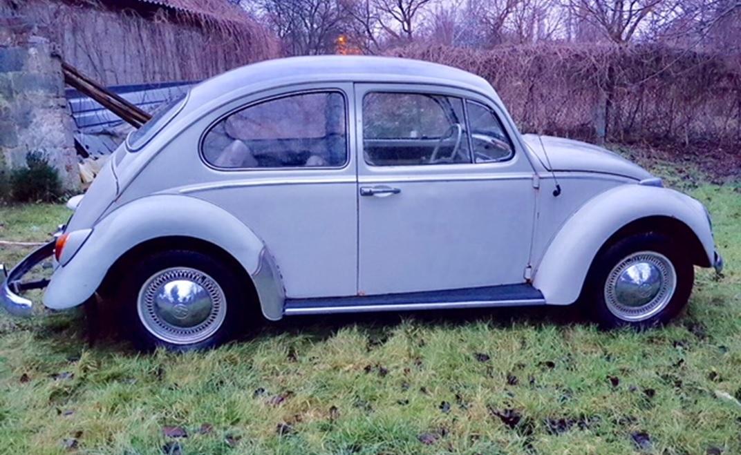 Volkswagen 1200, 1965r., Biały, 1200ccm