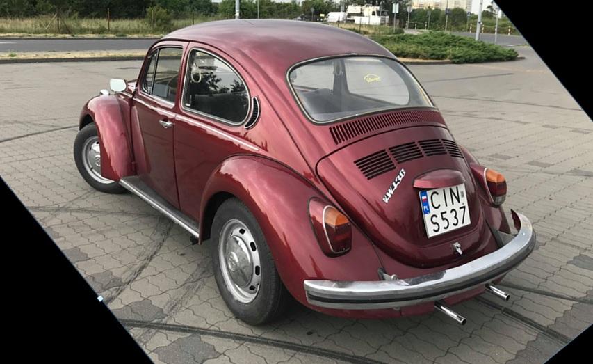 Volkswagen 1302, 1970r., 1300ccm